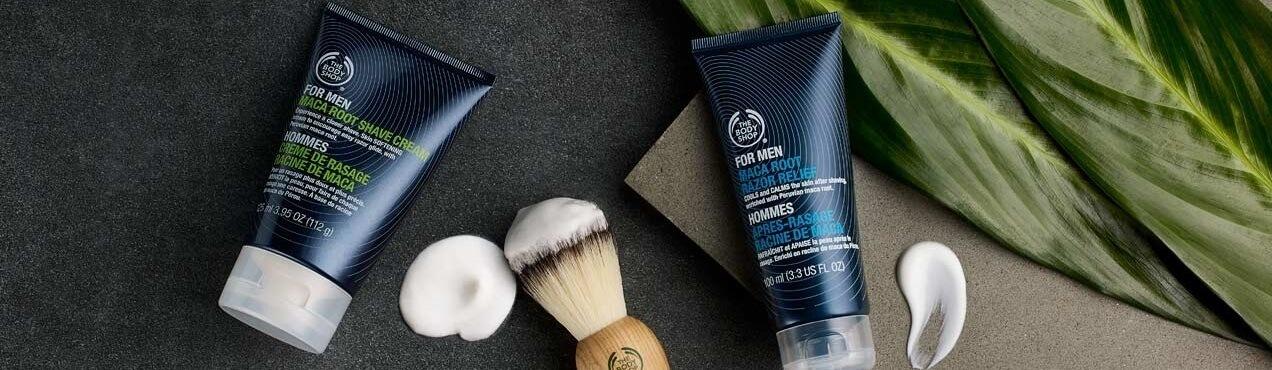 Men's Shaving