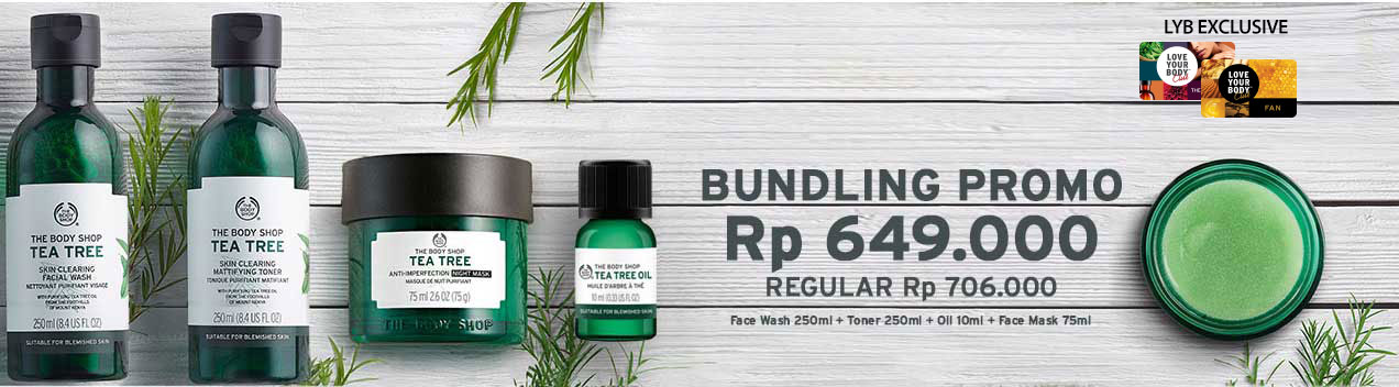 Special Price Tea Tree