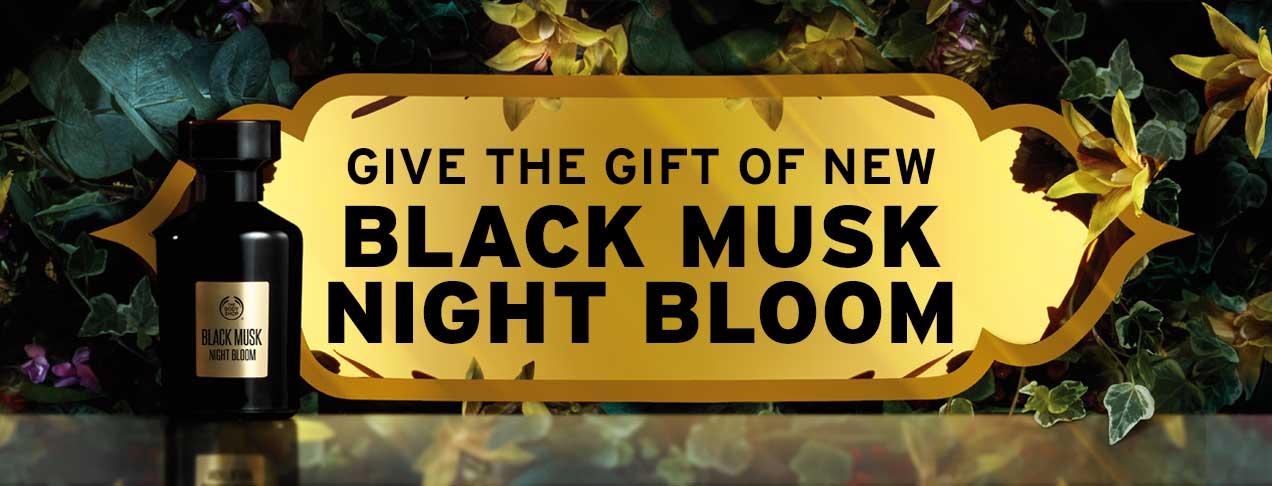Black Musk Night Bloom