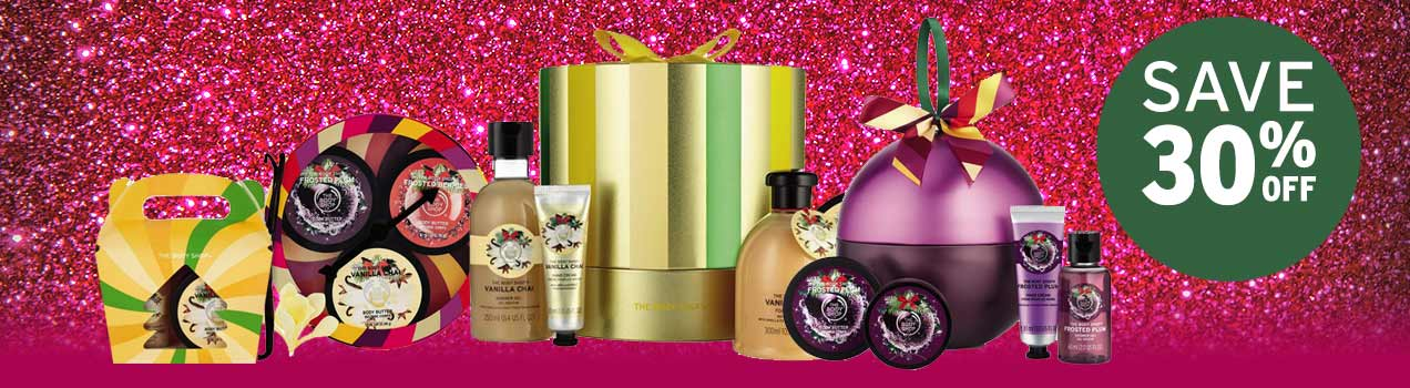 Gift LE Body Save 30%