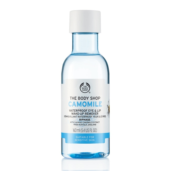 CAMOMILE WATERPROOF EYE MAKE UP REMOVER 160