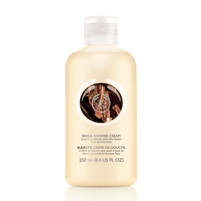Bodyshop Bbb Shea Shower Cream 250Ml