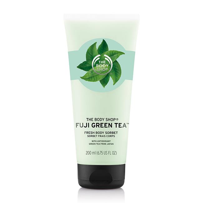 The Body Shop FUJI GREEN TEA BODY SORBET 200ML