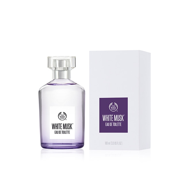WHITE MUSK®  EAU DE TOILETTE 100ML