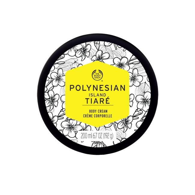 VOYAGE - POLYNESIAN ISLAND TIARE BODY CREAM 200ML