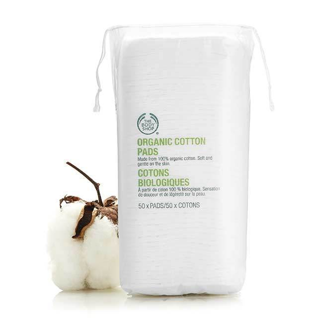 PADS ORGANIC COTTON 50