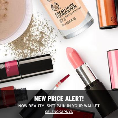 Make-Up New Price