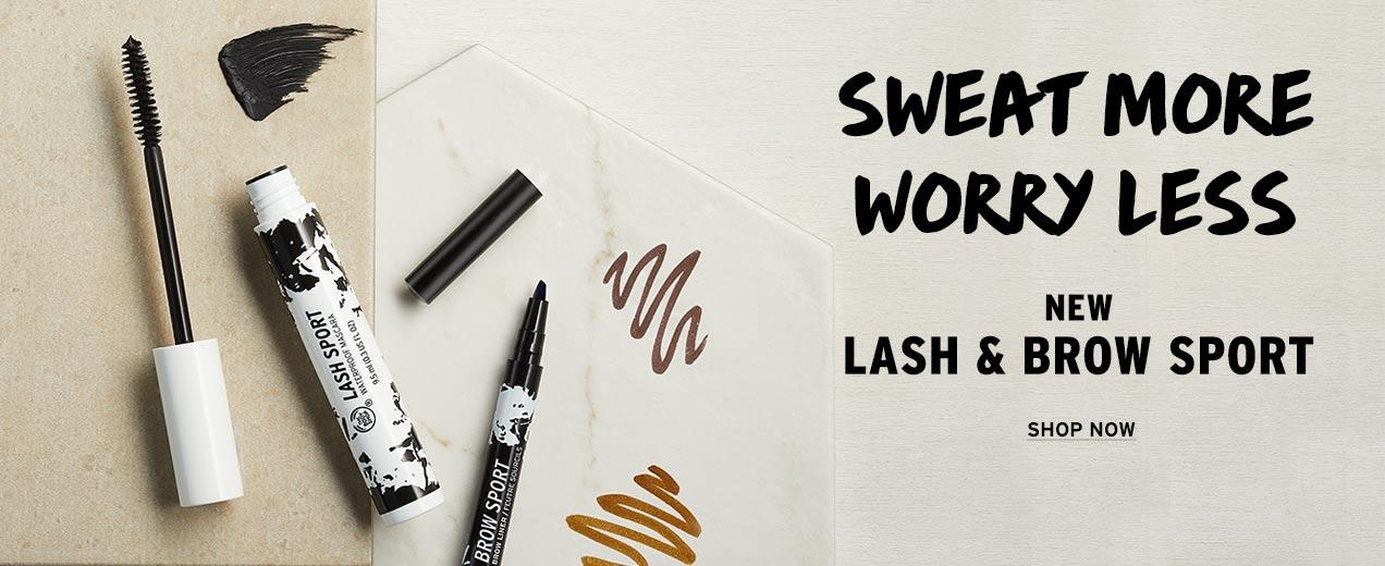 Lash & Brow Sport