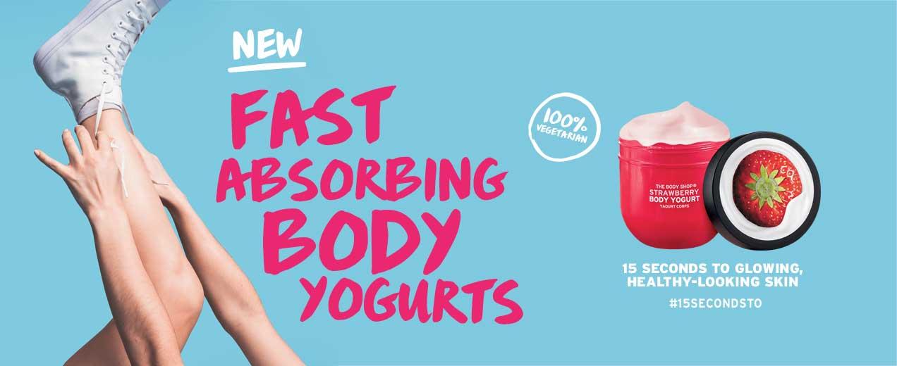 Body Yogurt