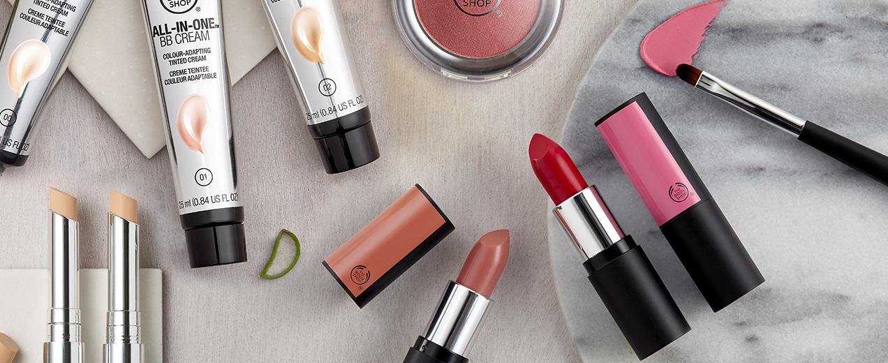Produk Makeup Terbaik The Body Shop Indonesia