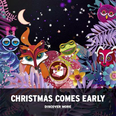 Christmas Comes Early