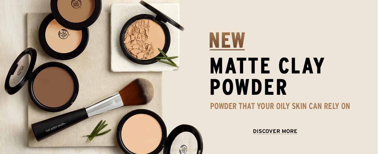Matte Clay Powder