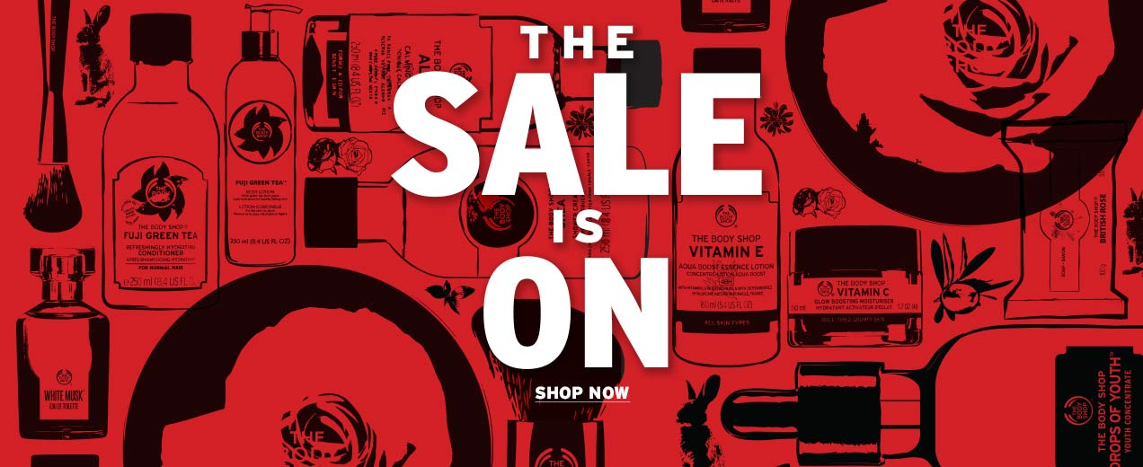 The Sale Is On