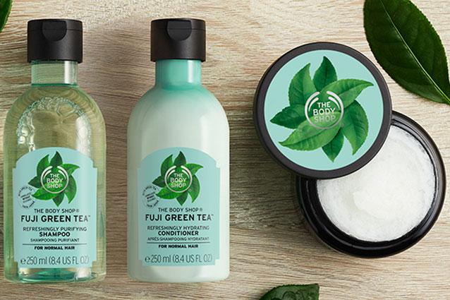 FUJI GREEN TEA HAIR CARE