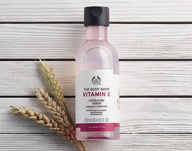 VITAMIN E HYDRATING TONER 250ML