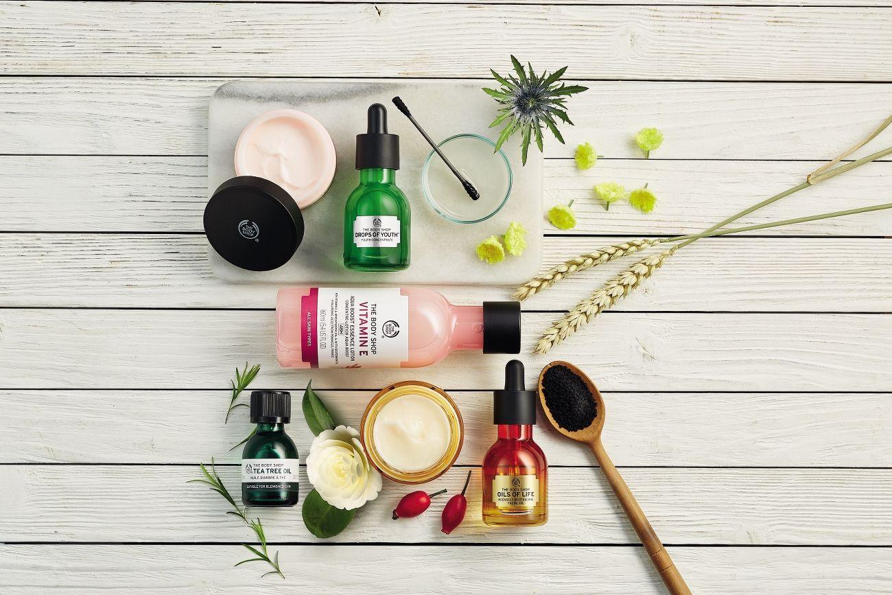Skincare The Body Shop